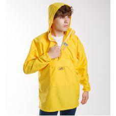 Непромокаемая мембранная куртка DUCK EXPERT МУССОН желтая