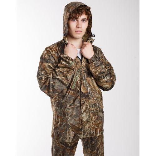 Непромокаемый мембранный костюм DUCK EXPERT ТАЙФУН камо