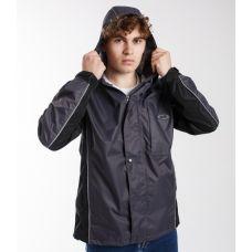 Непромокаемая мембранная куртка DUCK EXPERT ТРЕК серая