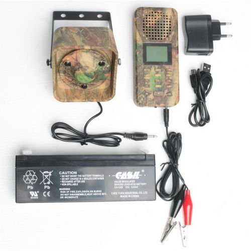 Электронный манок DUCK EXPERT-11 МИНИ с АКБ и зарядным
