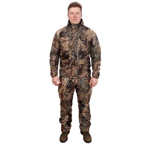 Мембранный костюм для охоты DUCK EXPERT Универсал 3 подкладка флис+утеплитель