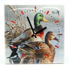 Часы настенные сувенирные УТКА КРЯКВА модель 1