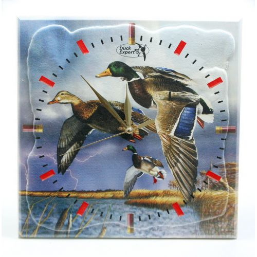 Часы настенные сувенирные УТКА КРЯКВА модель 2