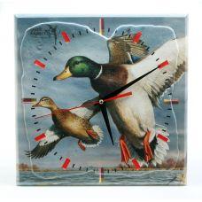 Часы настенные сувенирные УТКА КРЯКВА модель 3