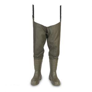Сапоги-забродники охотничьи из ЭВА+ПВХ суперлегкие и теплые